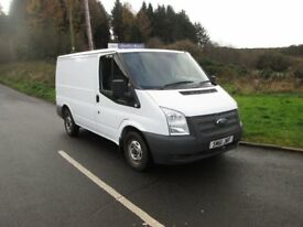 Ford Transit Swb 61 Plate Years MOT