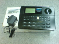 Alesis SR-16 Drum Machine Boxed with Power Supply