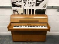 "🎵🎹***CAN DELIVER*** SUPERB small UPRIGHT PIANO BY ""BENTLEY"" *** CAN DELIVER***"