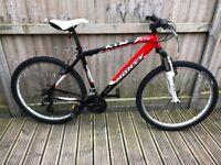 Monty KY10 Mens Mountain Bike Aluminium Frame