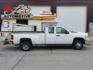2009 Chevrolet SILVERADO 3500HD Ext Cab Dually