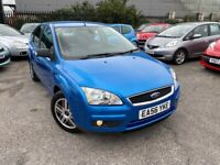 Automatic FORD FOCUS, Hatchback, 2006, Other, 1596 (cc), 5 doors