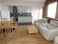 Large modern apartment. Close to City, S3. Furnished. Some bills paid