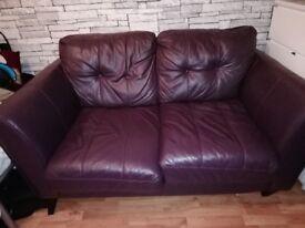 3 Piece Leather Sofas