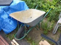 Builders Wheelbarrow Used