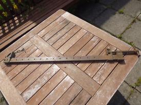 steel sash clamp
