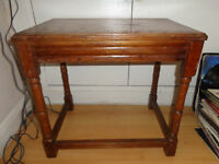 Vintage occasional table/shabby chic project