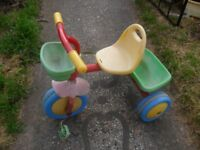 Children's out door trike