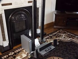 PHILLIPS DVD HOME THEATRE SYSTEM