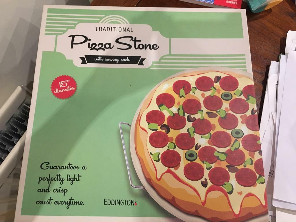 Pizza Stone Brand New In Box In Four Winds Belfast Gumtree