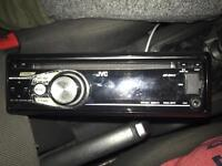 JVC KD-R421 Car Stereo