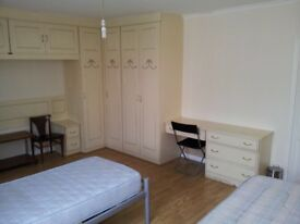 Stunning Large Twin Room in Large Flat - Camden