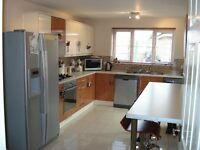 Room to Rent -Double Room in Modern 4 Bed Detached House - Near Town Centre - 10 Mins Walk