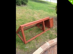Wanted rabbit cage Iluka Joondalup Area Preview