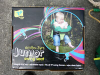 TP998 child swing seat very good condition