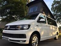 VW T6 LWB Highline 2016 campervan awaiting a personal touch!!