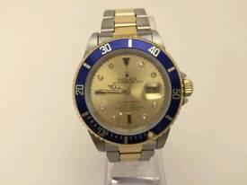 Rolex Submariner Wanted Vintage Preferred