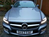63 Plate Mercedes CLS 2.1 Coupe, Diesel, GREAT CONDITION