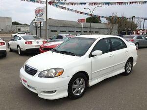 2008 Toyota Corolla Sport