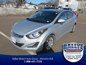 2014 Hyundai Elantra GL, Auto, Fully Equipped, Warranty