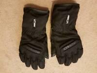 Womens motorbike gloves