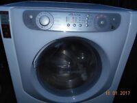 Hotpoint 8Kg washing machine in good clean working order 3 months warranty Call/Text yourDMstore