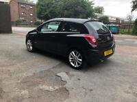 Vauxhall Corsa 1.4 SXI, Manual, Black, 3dr, 1 Owner