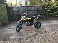 Race spec 140 pit bike