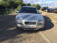 Stunning Volvo S80 with year mot,taxed £599