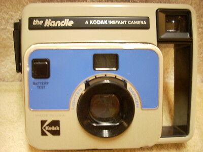 Мгновенные камеры Vintage Kodak Handle Camera