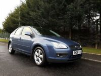 MARCH2006 FORD FOCUS GHIA 1.8TDCI TURBO DIESEL 5SPEED FULL SERVICE HISTORY MOT MARCH 2018 GREAT SPEC