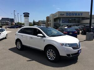 2013 Lincoln MKX 1 OWNER *NAV*DUAL SUNROOF*AWD*