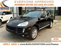 2008 Porsche Cayenne S NAVI/AWD/AUTO/LEATHER/SUNROOF