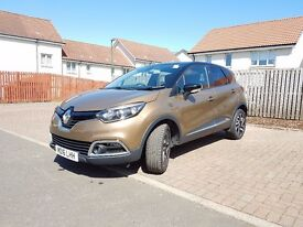Renault Captur 0.9 TCe ENERGY ICONIC Nav, 5dr (start/stop) JUST 2700 MILES!!LIMITED EDITION