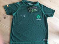 Lansdowne Ireland kids t-shirt age 5-6 yrs