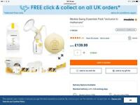 Medela Swing Essentials Pack *exclusive to mothercare*