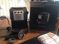 Cookworks Espresso maker