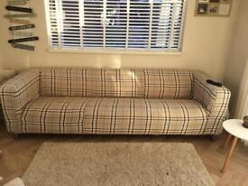 Ikea Klippen 4 seater sofa