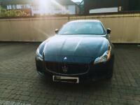 Reduced!! Maserati Quattroporte 3.0 TD 4rd