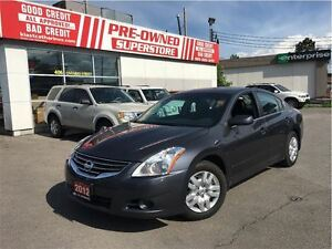 2012 Nissan Altima 2.5 S//HEATED SEATS//BLUETOOTH//CLEAN CAR//