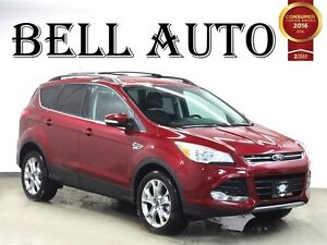 2013 Ford Escape SEL AWD LEATHER NAVIGATION SATELLITE RADIO