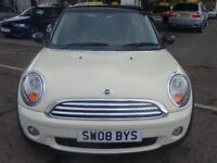 MINI HATCH COOPER 1.6 COOPER 3d 118 BHP 2 PREVIOUS KEEPERS ++ FULL YEAR MOT