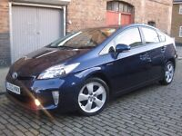 TOYOTA PRIUS T SPIRIT HYBRID NEW SHAPE 62 REG 2012 @@ PCO UBER READY FOR WORK @@ 5 DOOR HATCHBACK