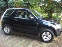 Lovely 2008 Suzuki Grand Vitara 1.6VVT Cheap Trade In Welcome