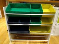 Childrens storage