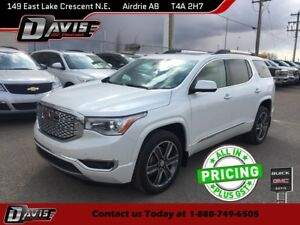 2017 GMC Acadia Denali NAVIGATION, BOSE AUDIO, DUAL PANEL SUN...