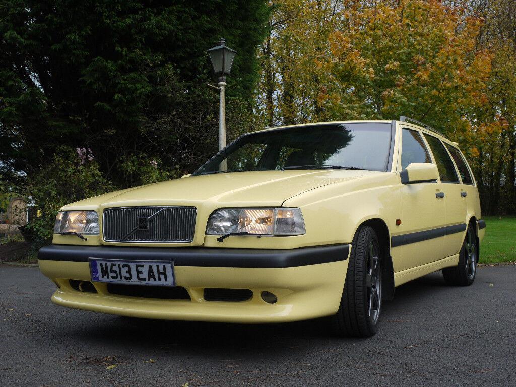 volvo t5r 850 855 creme yellow manual low miles in preston lancashire gumtree. Black Bedroom Furniture Sets. Home Design Ideas