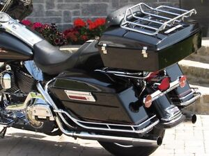 2002 harley-davidson FLHR Road King  $18,000 in Customizing and  London Ontario image 4