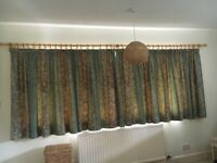 Hand made curtains - free to a good home