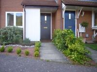 Hertford: 2 bedrooms to Let in February